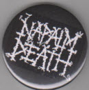 NAPALM DEATH - NAPALM DEATH - BUTTON / BOTTLE OPENER / KEY CHAIN