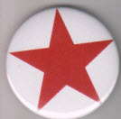 BUTTON - STAR / BOTTLE OPENER / KEY CHAIN / MAGNET