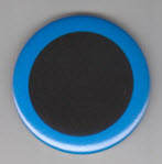 GERMS - LOGO (BLUE CIRCLE) / BOTTLE OPENER / KEY CHAIN / MAGNET