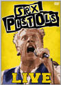 SEX PISTOLS - LIVE THE BROADCAST ARCHIVE DVD