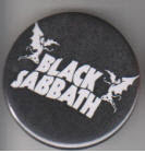 BLACK SABBATH - EVIL BUTTON / BOTTLE OPENER / KEY CHAIN /