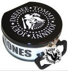 RAMONES - EAGLE CIRCLE TIN LUNCH BOX