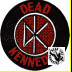 DEAD KENNEDYS - LOGO (CIRCLE) PATCH