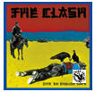 CLASH - GIVE EM ENOUGH ROPE STICKER