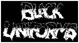 BLACK UNIFORM - BLACK UNIFORM PATCH