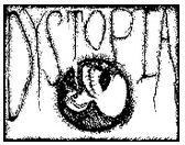 DYSTOPIA - FETUS PATCH