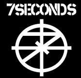 7 SECONDS - LOGO PATCH