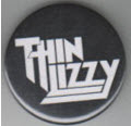 THIN LIZZY - THIN LIZZY BUTTON / BOTTLE OPENER / KEY CHAIN /