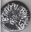 BROKEN BONES - LOGO BUTTON / BOTTLE OPENER / KEY CHAIN /