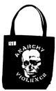 GISM - ANARCHY VIOLENCE TOTE BAG