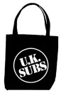 UK SUBS - LOGO TOTE BAG