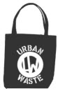 URBAN WASTE - LOGO TOTE BAG
