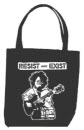 RESIST & EXIST - GAS MASK TOTE BAG
