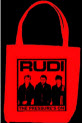 RUDI - THE PRESSURE'S ON TOTE BAG