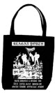 REAGAN YOUTH - RED WHITE BLUE TOTE BAG