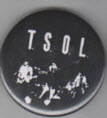 TSOL - 1ST LP BUTTON PIN / BOTTLE OPENER / KEY CHAIN / MAGNE