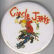 CIRCLE JERKS - SKANK KID BUTTON / BOTTLE OPENER / KEY CHAIN /