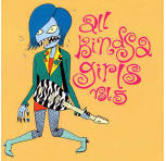 "COMPILATION 10"" - ALL KINDSA GIRLS VOL 5"