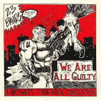 COMPILATION LP - WE ARE ALL GUILTY