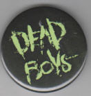 DEAD BOYS - DEAD BOYS BUTTON / BOTTLE OPENER / KEY CHAIN / MAGNE