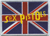 SEX PISTOLS - UK FLAG PATCH