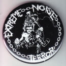 EXTREME NOISE TERROR - REVOLUTION BUTTON / MAGNET / KEY CHAIN