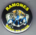 RAMONES - ROAD TO RUIN BUTTON / BOTTLE OPENER / MAGNET / KEY