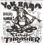 COMPILATION CD - YOKOHAMA PUNK THRASHER