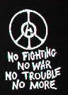 LOST CHERREES - NO FIGHTING NO WAR NO TROUBLE NO MORE PATCH