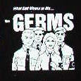 GERMS - WHAT GOD MEANS TO ME PATCH