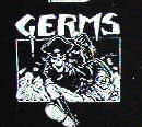 GERMS - SKELETON WITH JACKET (FLEETWOOD) PATCH