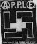 APPLE - LOGO PATCH