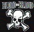 BLOOD FOR BLOOD - SKULL PATCH