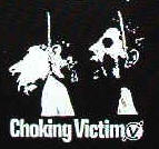 CHOKING VICTIM - HANGING PATCH